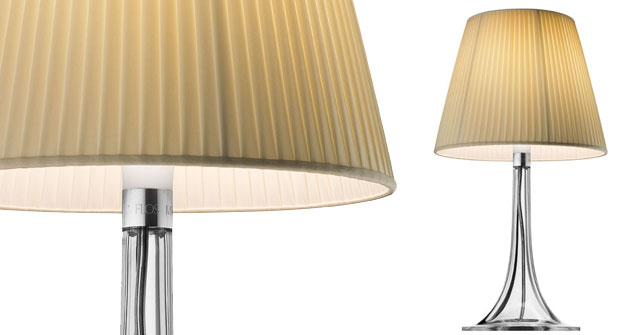 Flos Miss K Soft Table Lamp By Philippe Starck