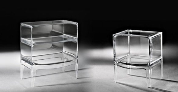 Kartell Small Ghost Buster by Starck – the small version of ...