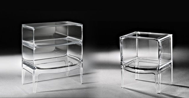 Kartell Small Ghost Buster by Starck – the small version of the ...